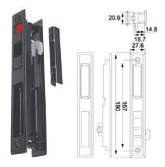 Window Lock (WL-06) for Aluminum Sliding Window and Door pictures & photos