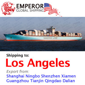 Sea Freight Shipping From China to Los Angeles, USA