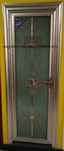 Middle East Popular Aluminum Bathroom Door (EA-1001) pictures & photos