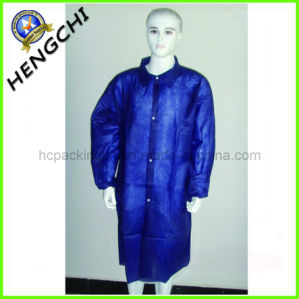 Disposable Isolation Lab Gown (HC0331) pictures & photos