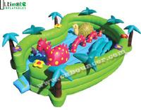 Kids Graden Inflatable Toddler Game (A001)