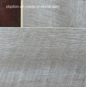 7mm Click Foamed WPC Vinyl Flooring pictures & photos