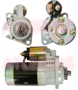 12V 15t 1.4kw Cw Starter Motor for Mitsubishi Iseki 17141 pictures & photos