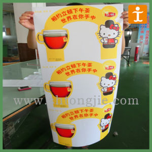 Customed Adhesive Sticker Digital Print (TJ-1 (32)) pictures & photos
