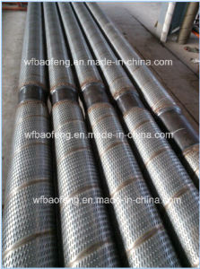 Stainless Steel Composite Sand Control Screen Pipe for Control Downhole Sand pictures & photos