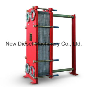 A2b Gasket Plate Heat Exchanger for Oil, pictures & photos