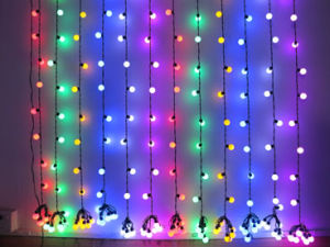 How Many Round LED Twinkle Light pictures & photos