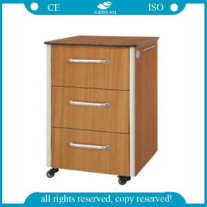 AG-Bc016 Hot Sale Hospital Bedside Cabinet pictures & photos