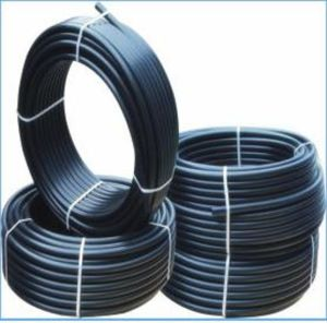 Rolled PE Pipe for Water Supply pictures & photos