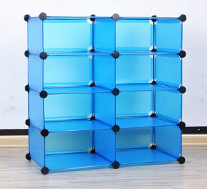 Blue Display Plastic Storage Organizer, Home Storage Products pictures & photos