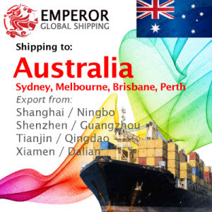 Sea Freight Shipping From China to Australia