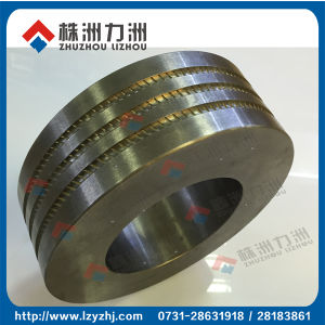 Carbide Rolling Rings for High Speed Ribbed Steel Bars