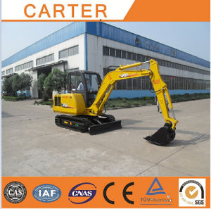 Hot Sales CT45-8b (4.5t) Earthmoving--Backhoe Mini Excavator pictures & photos