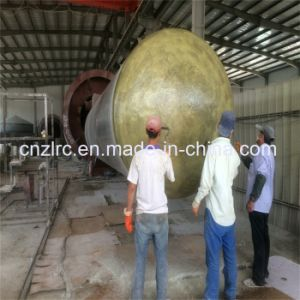 FRP/GRP Tank Winding Machine Water Filter Mould pictures & photos