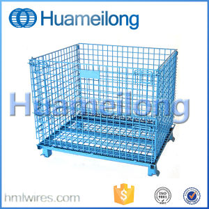 Good Sale Metal Steel Wire Storage Cage pictures & photos