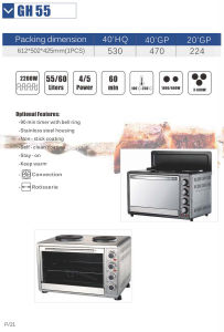 Oven Gh55