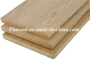 Chinese Veneered Plywood for Furniture and Decoration pictures & photos