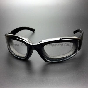 Latest Design Safety Glasses with EVA Pads Inside (SG132) pictures & photos