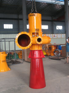 50kw Pressure Volute Axial Flow Hydro Turbine System pictures & photos