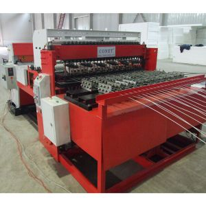 Conet Factory Supply Fully Automatic Welded Wire Mesh Machine for Fencing pictures & photos