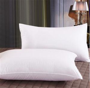 Polyester Cover Extra Fine Three Star Hotel Bed Pillow
