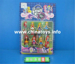 "Novelty Toy Girl ′s Toy Plastic 5.75""Doll Toys (864889) pictures & photos"