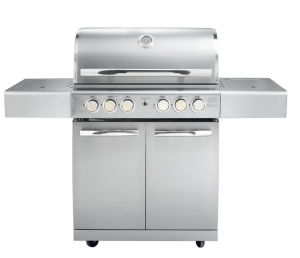 Stainless Steel Barbecue Gas Grill