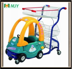 Children Shopping Cart Mjy-K01 pictures & photos