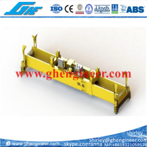 Electrical Hyraulic Telescopic Container Spreader pictures & photos