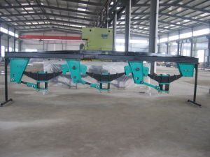 German Type Trailer Mechanical/Leaf Spring/ BPW 28tons, 32tons Suspension pictures & photos
