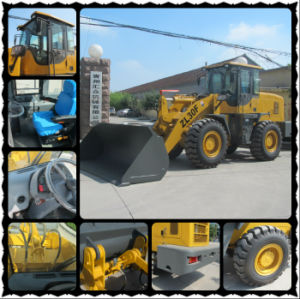 Volvo Similar Zl936 3 Ton Construction Equipment Wheel Loader pictures & photos