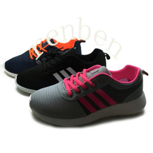 New Arriving Hot Popular Women′s Sneaker Shoes pictures & photos