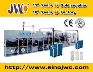 Full Servo Panty Liner Machine (JWC-KBHD-SV) pictures & photos