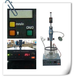 Digital Display Asphalt Penetrometer pictures & photos