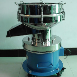 Vibrating Filter for Soy Milk, Fruit Juice, Beverage, Dairy Product... pictures & photos