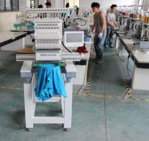 Newest Holiauma Single Head 15 Needles Computerized Embroidery Machine Price in China Similar as Tajima and Brother Embroidery Machine Prices pictures & photos