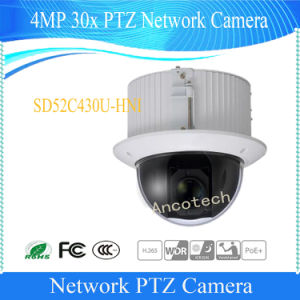 Dahua 4MP 30X PTZ Network CCTV Camera (SD52C430U-HNI) pictures & photos