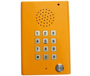 Stainless Steel Clearn Room Intercom Telephone pictures & photos
