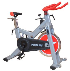 Hot Sale Home Gym Exercise Spinning Bike / Indoor Exercise Bike