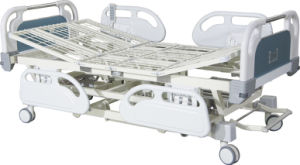 Home Care Hospital Bed A2-2 (Medical Equipment Electric Roll Over) pictures & photos