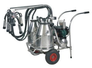 Stainless Steel Milking Machine pictures & photos