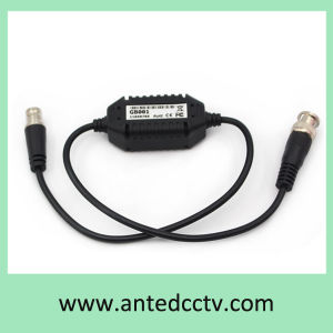 BNC Male to BNC Female Balun CCTV Video Ground Loop Isolator GB001 pictures & photos