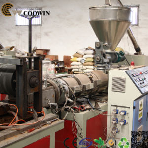 PE PP PVC WPC Extrusion Line, Wood Plastic Composites Extrusion Line pictures & photos