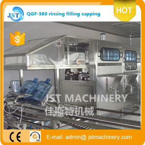 Automatic Pure Water 5 Gallon Filling Production Line pictures & photos