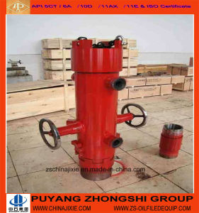 "Cementing Equipment High Pressure Single Valve 13-3/8"" Casing Cementing Head pictures & photos"