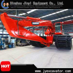 Floating Dredger Excavator with 1.1m3 Bucket (Jyae-283)
