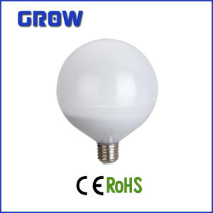New Product Globe Light Plastic Aluminium LED Bulb (G120) pictures & photos