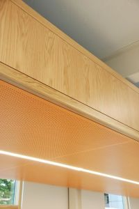 Perforated Decorative Wall and Ceiling Acoustic Panel pictures & photos