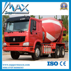 Shacman F2000 6X4 290/336/380 HP10 Cubic Meters Concrete Mixer Truck pictures & photos