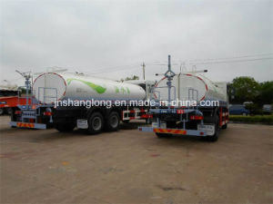 Water Tanker 4X2 6 Wheel Sinotruk 10 Cbm Water Tanker Truck Price pictures & photos
